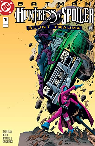 Batman: Huntress/Spoiler - Blunt Trauma (1998) #1