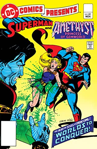 DC Comics Presents (1978-1986) #63