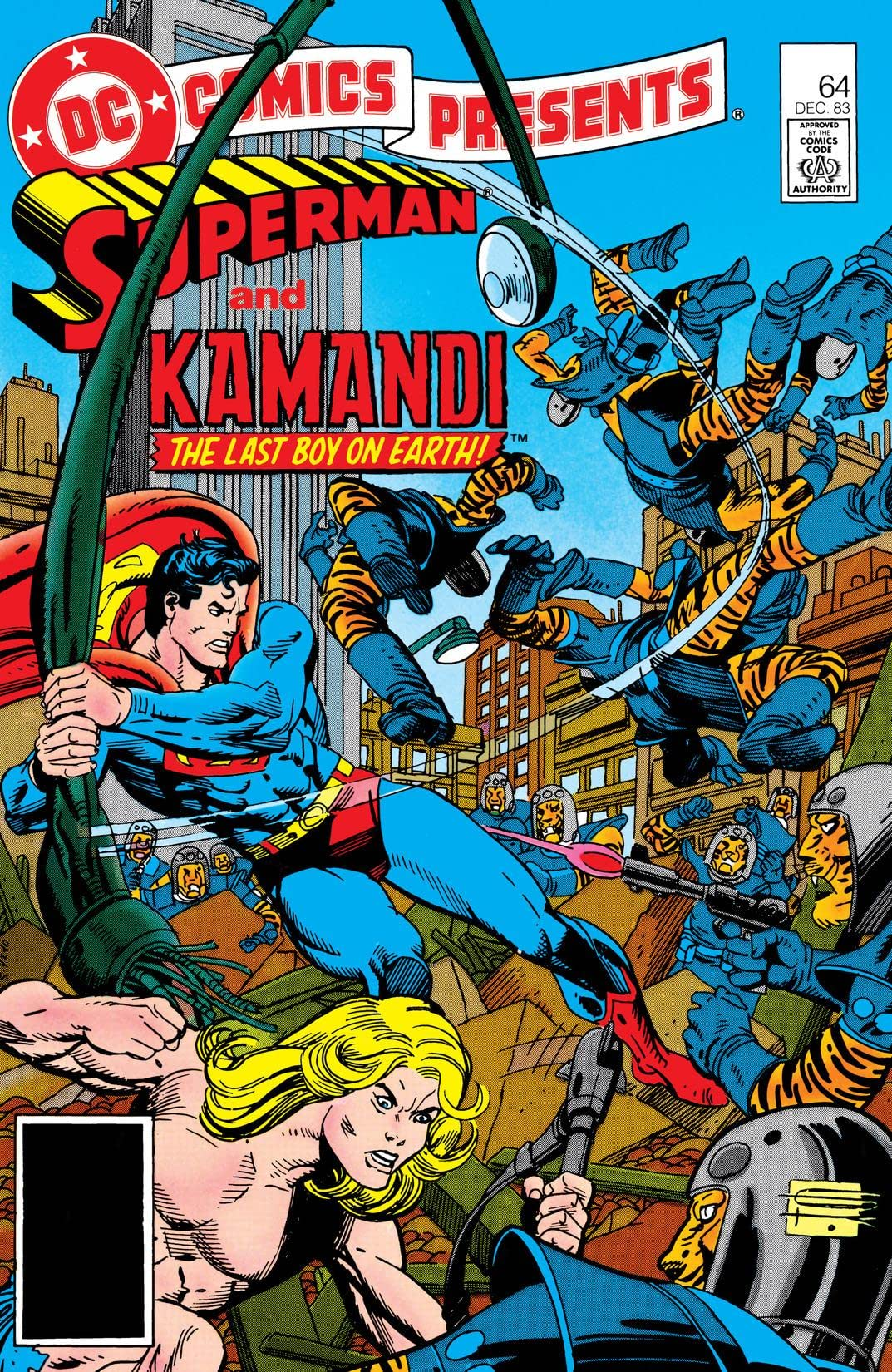 DC Comics Presents (1978-1986) #64