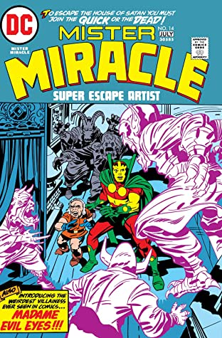 Mister Miracle (1971-1978) #14