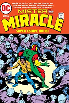 Mister Miracle (1971-1978) #15