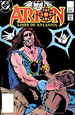Arion, Lord of Atlantis (1982-1985) #5