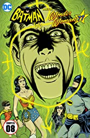 Batman '66 Meets Wonder Woman '77 (2016-2017) #8
