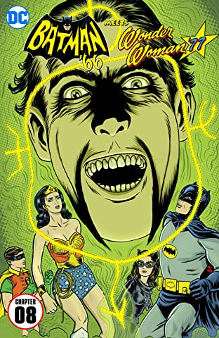 Batman '66 Meets Wonder Woman '77 (2016-) #8