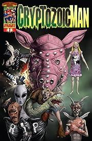 Cryptozoic Man #1 (of 4): Digital Exclusive Edition