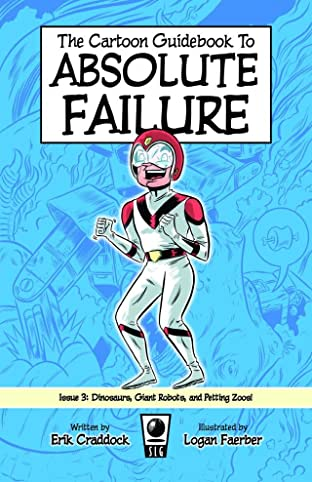Cartoon Guidebook to Absolute Failure #3