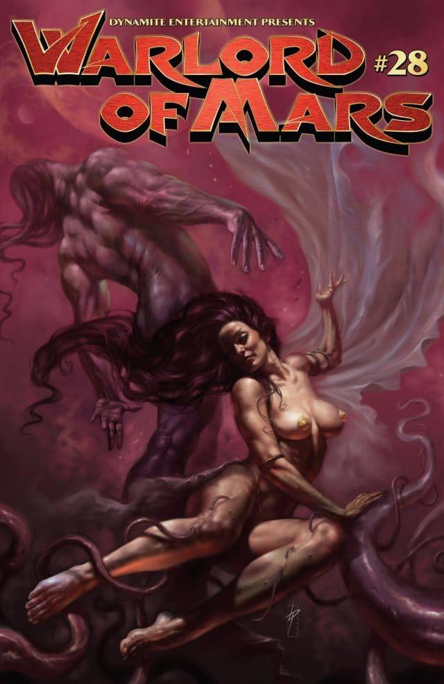 Warlord of Mars #28