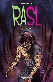 RASL Vol. 3: Maya