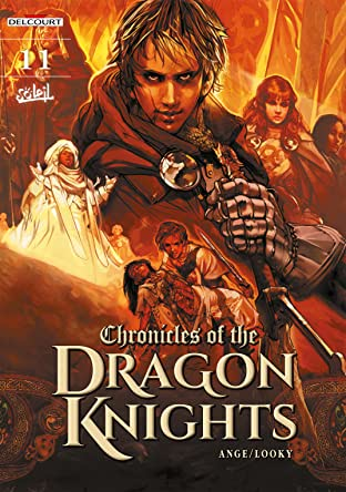 Chronicles Of The Dragon Knights Vol. 11: Every Thousand and One Moon