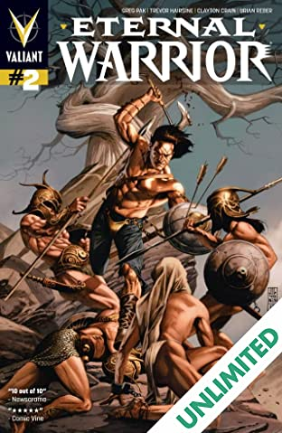 Eternal Warrior (2013- ) #2: Digital Exclusives Edition