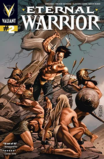 Eternal Warrior (2013- ) No.2: Digital Exclusives Edition