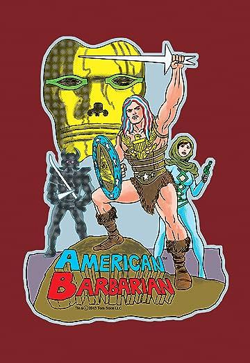 American Barbarian #1