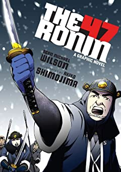 The 47 Ronin: A Graphic Novel