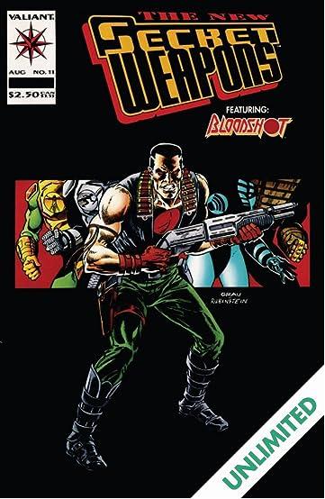 Secret Weapons (1993) #11