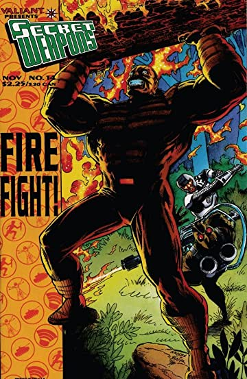 Secret Weapons (1993) #14
