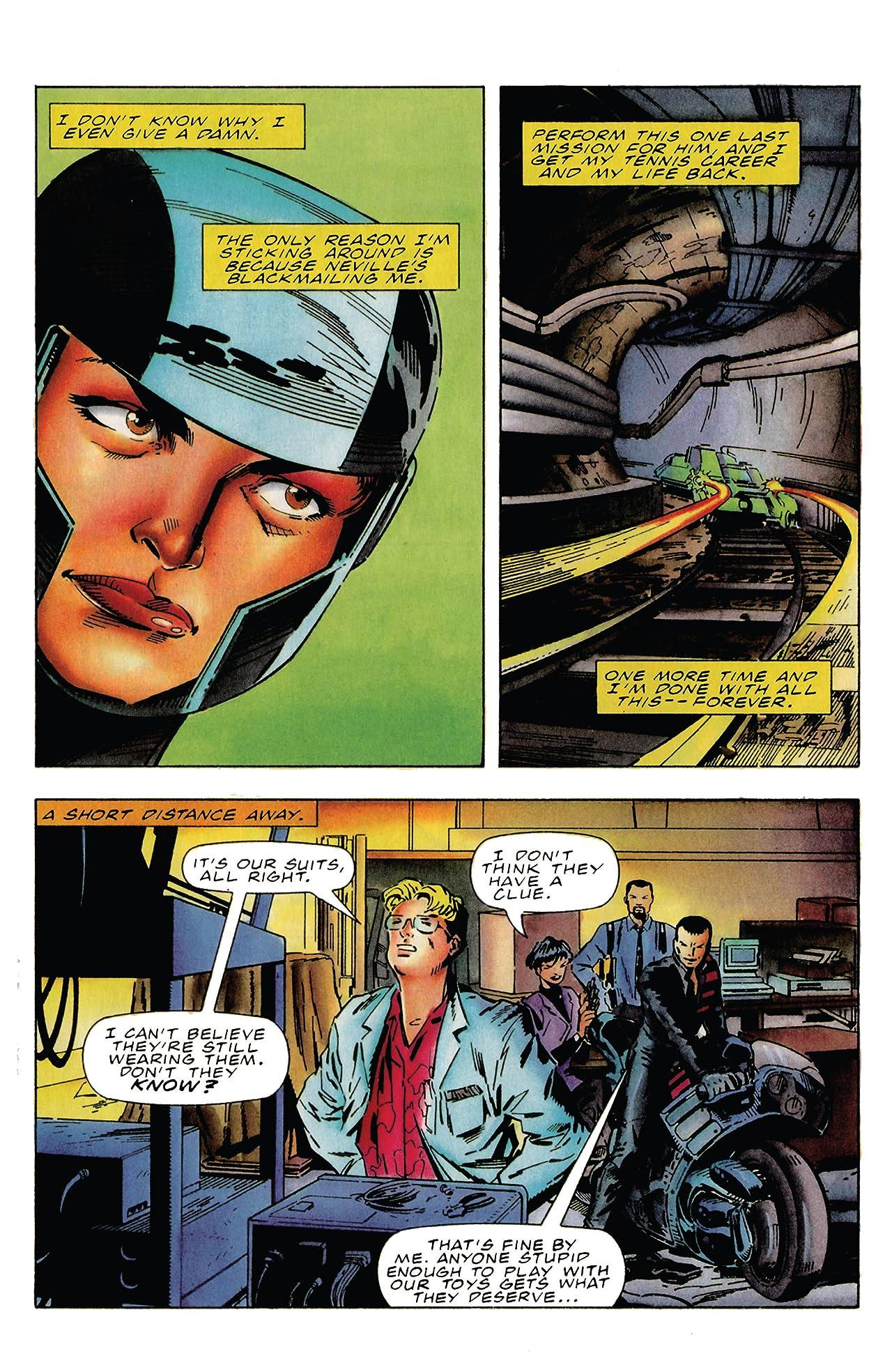 Secret Weapons (1993) #15