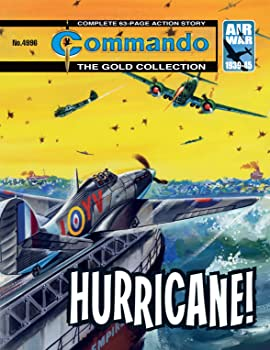 Commando #4996: Hurricane!