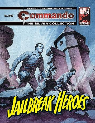 Commando #4998: Jailbreak Heroes