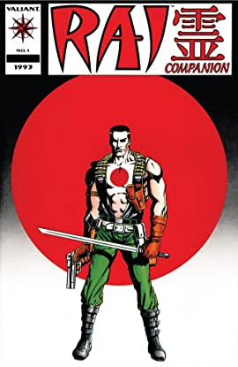 Rai Companion (1993) No.1