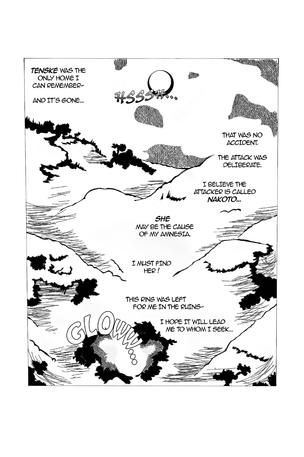 Kitsunegari #4