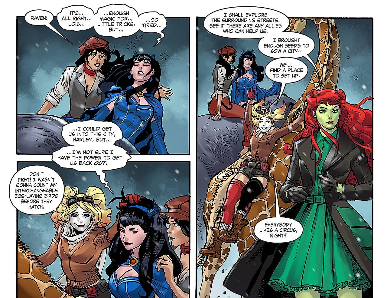 DC Comics: Bombshells (2015-2017) #83