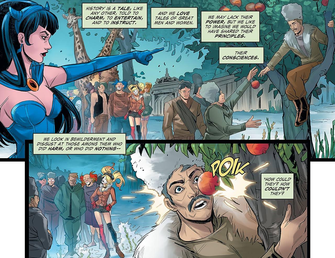 DC Comics: Bombshells (2015-) #85