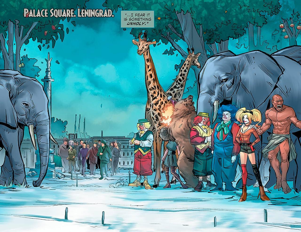 DC Comics: Bombshells (2015-2017) #85