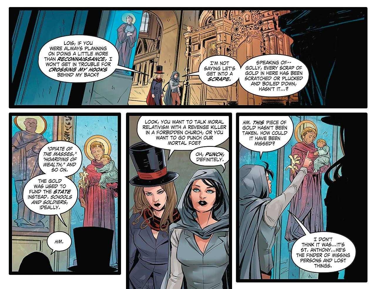 DC Comics: Bombshells (2015-2017) #86