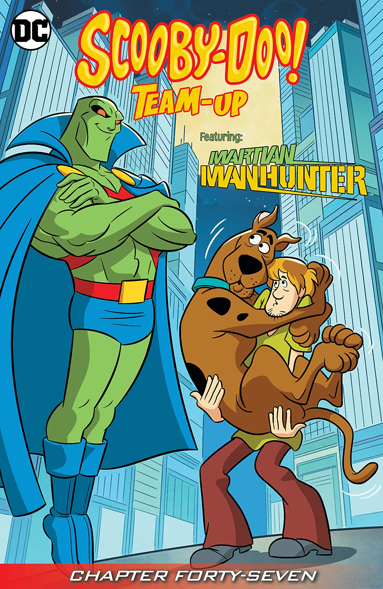 Scooby-Doo Team-Up (2013-) #47