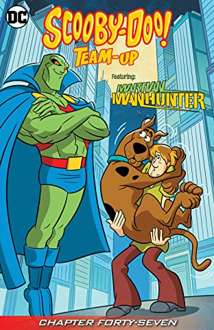 Scooby-Doo Team-Up (2013-) #47