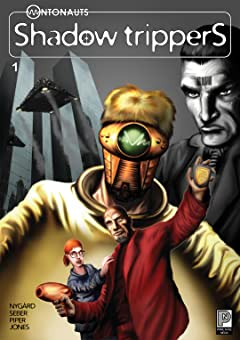 Ontonauts: Shadow Trippers #1