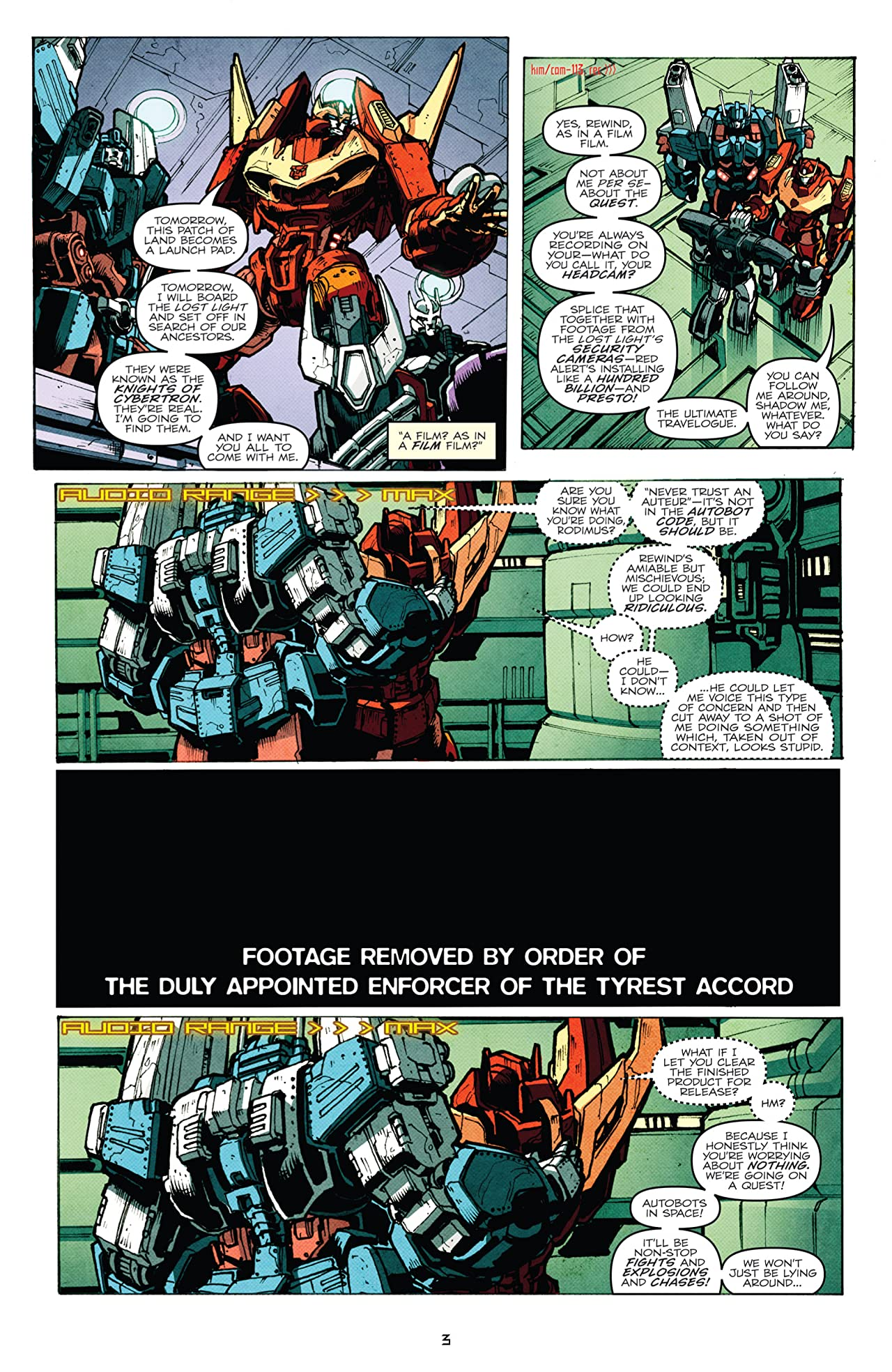 Transformers: More Than Meets the Eye (2011-2016) #22