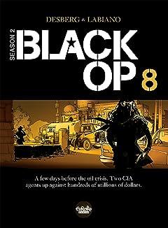 Black Op Vol. 8