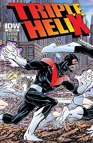 Triple Helix #1 (of 4)