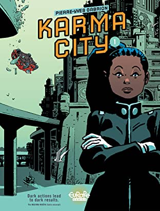 Karma City Tome 1