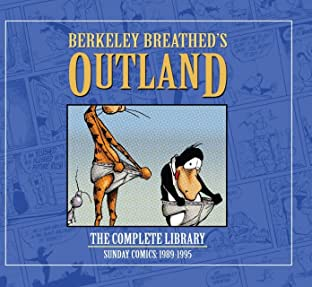 Berkeley Breathed's Outland: The Complete Digital Collection