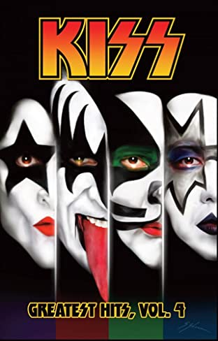 Kiss Greatest Hits Vol. 4