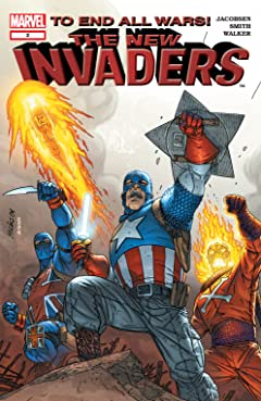 New Invaders (2004-2005) #2