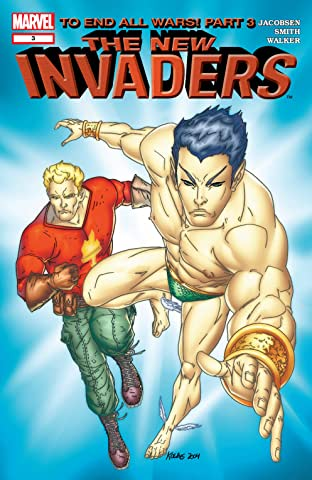 New Invaders (2004-2005) #3