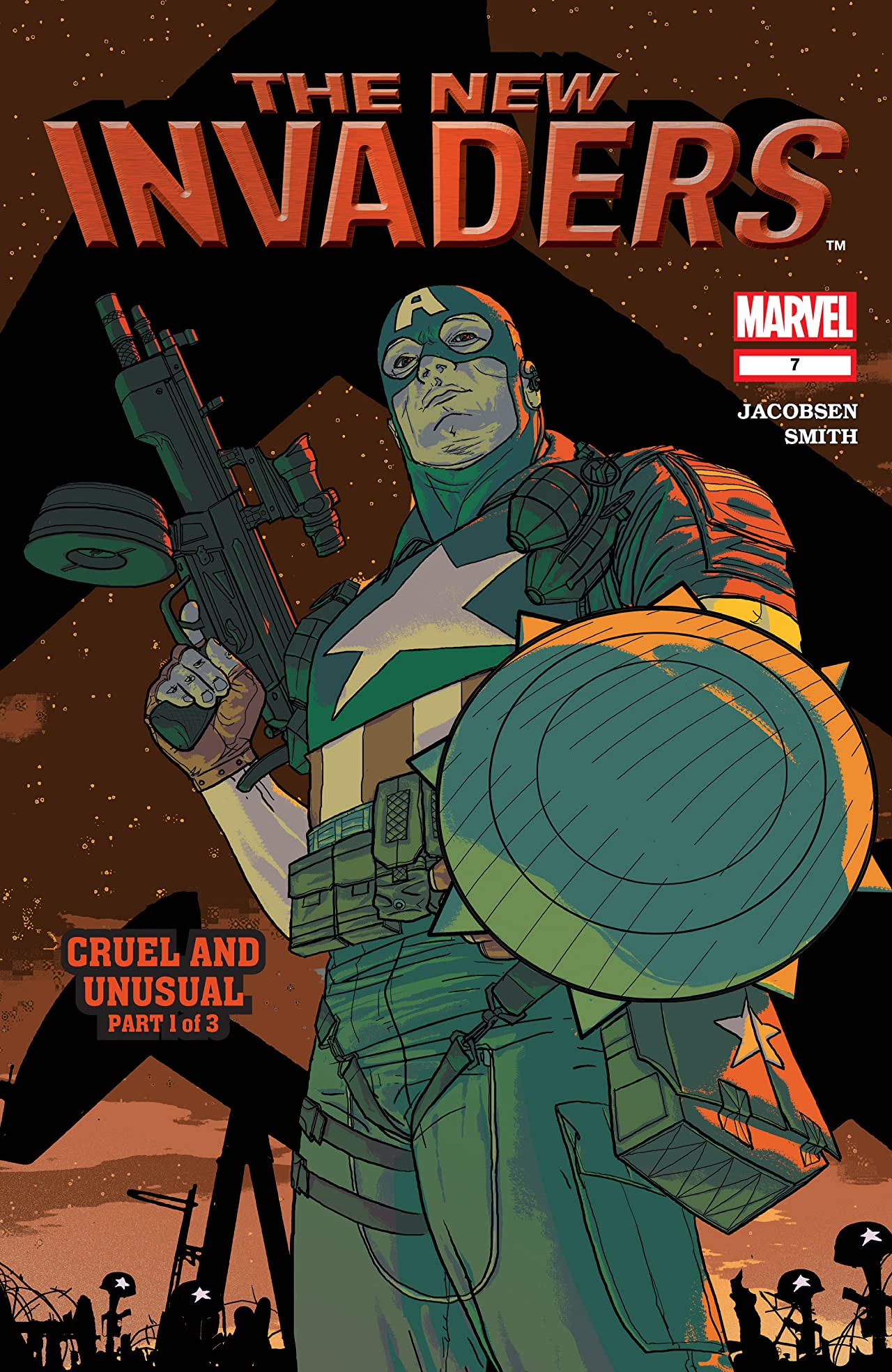 New Invaders (2004-2005) #7