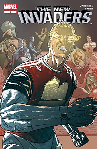 New Invaders (2004-2005) #9