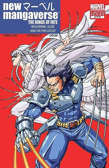 New Mangaverse (2006) #2 (of 5)