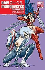 New Mangaverse (2006) #3 (of 5)