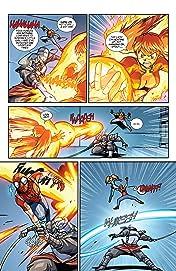 New Mangaverse (2006) #4 (of 5)