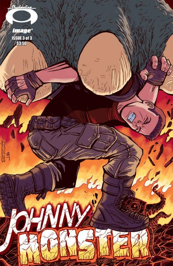 Johnny Monster #3 (of 3)