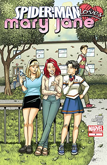 Spider-Man Loves Mary Jane (2008) #4 (of 5)