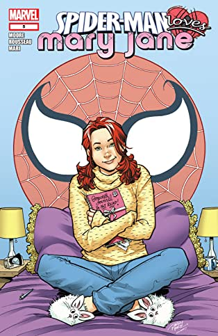 Spider-Man Loves Mary Jane (2008) #5 (of 5)