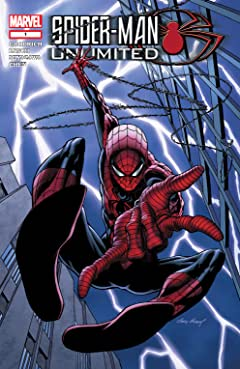 Spider-Man Unlimited (2004-2006) #1