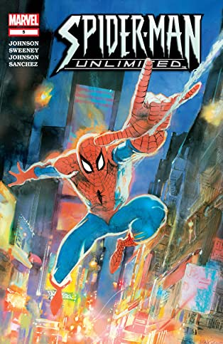 Spider-Man Unlimited (2004-2006) #5