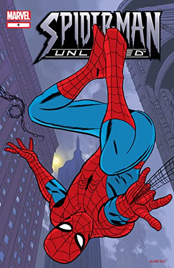 Spider-Man Unlimited (2004-2006) #6